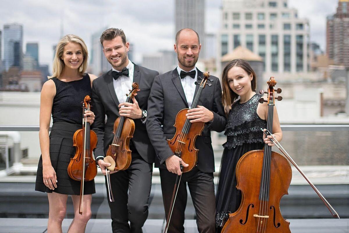 String Quartet NYC