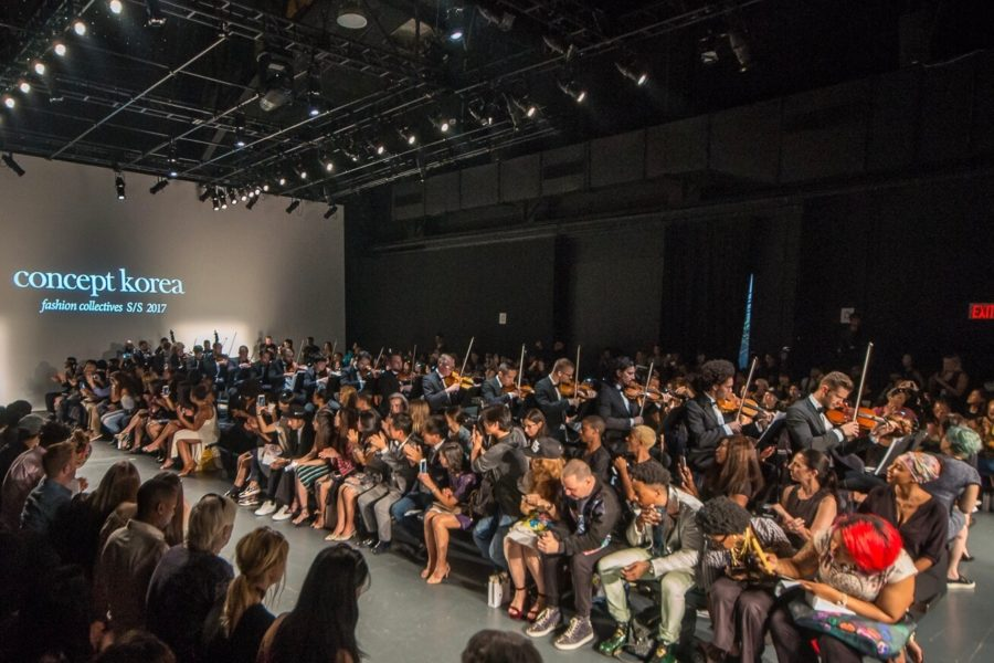 Male Fashion Show Music