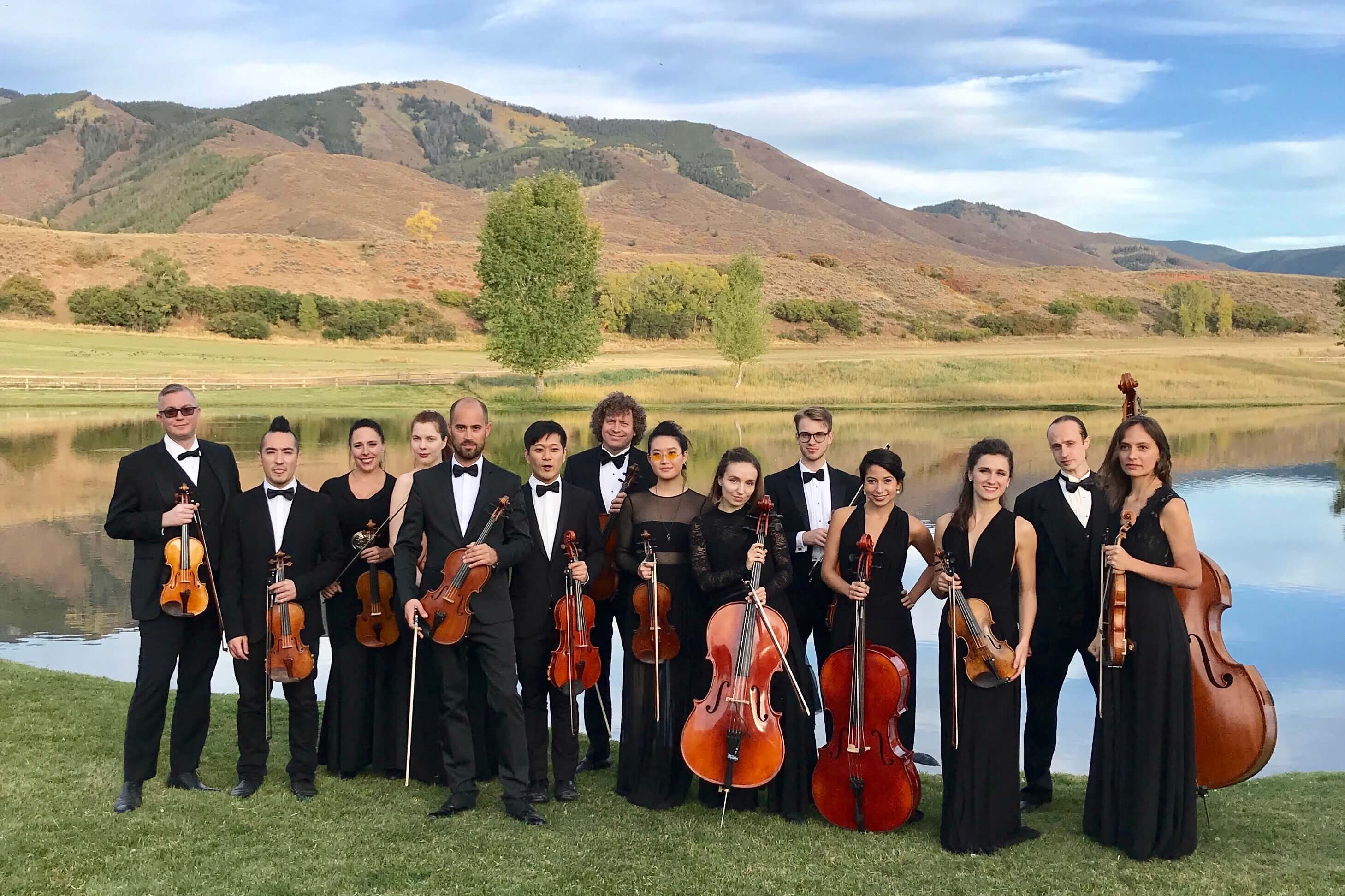 wedding orchestra in aspen, co