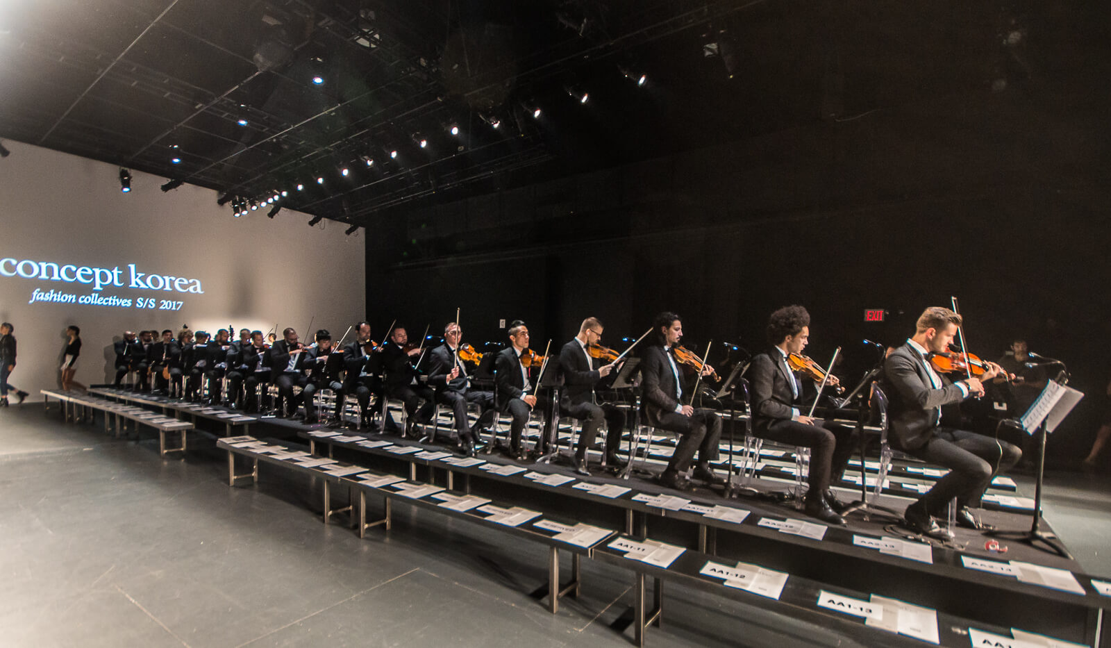 fashion orchestra