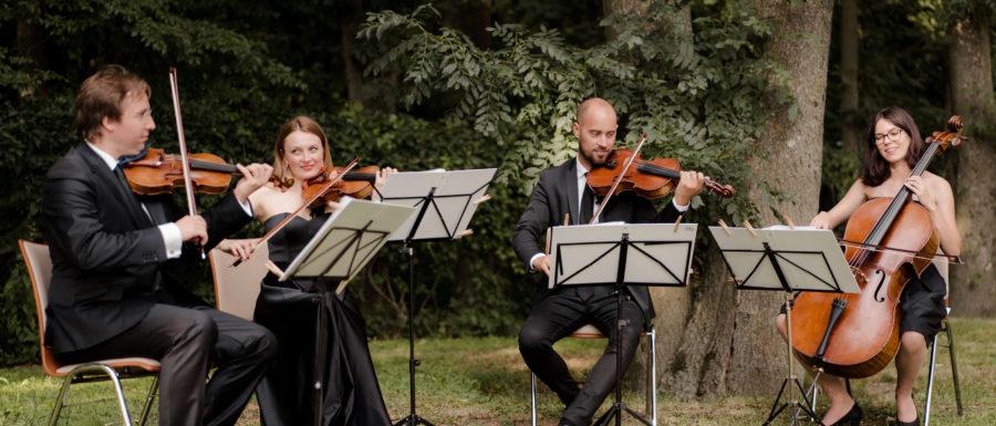 svadobne kvarteto