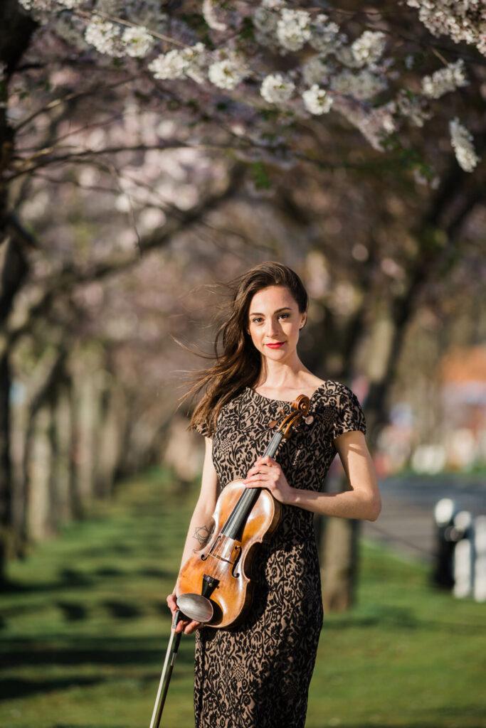 new york violinist