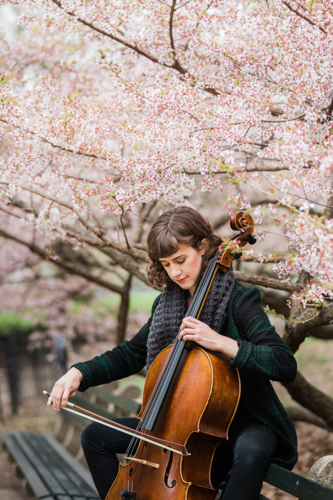 cello player kiral artists
