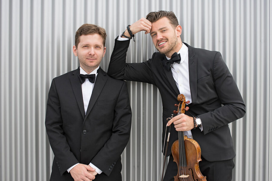 violin piano duo