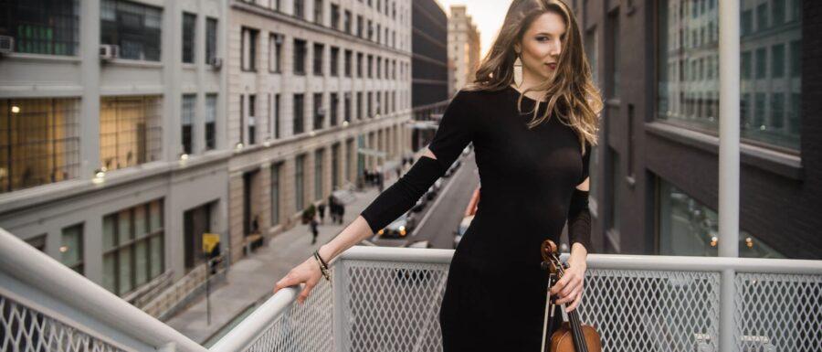 violinist sarah whitney