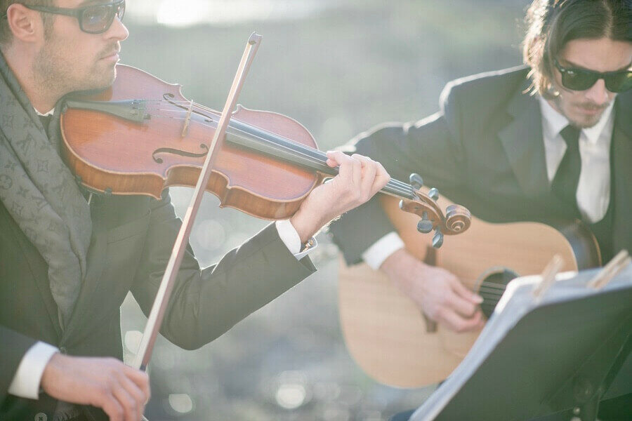 violin guitar duo