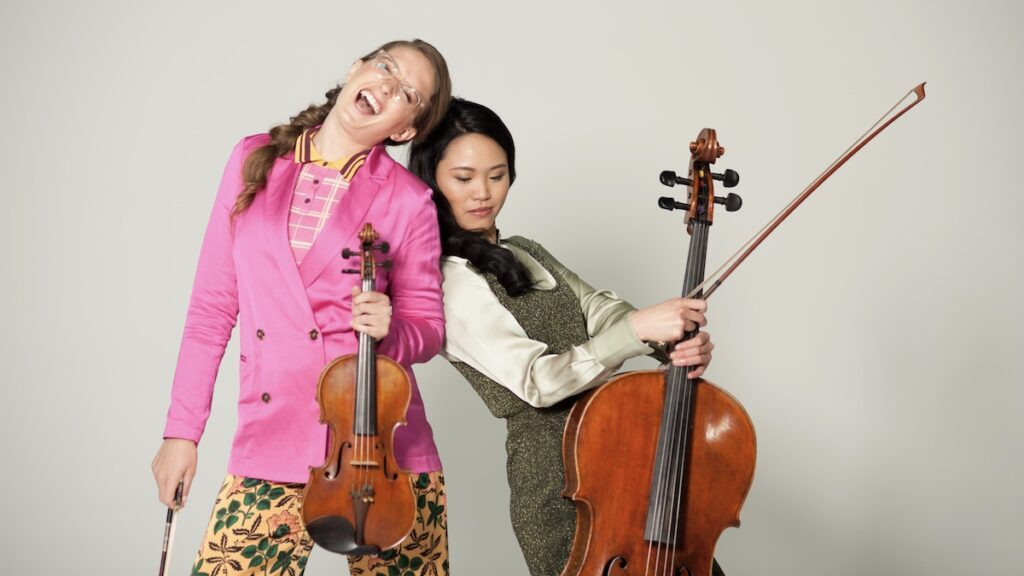 violin cello duo