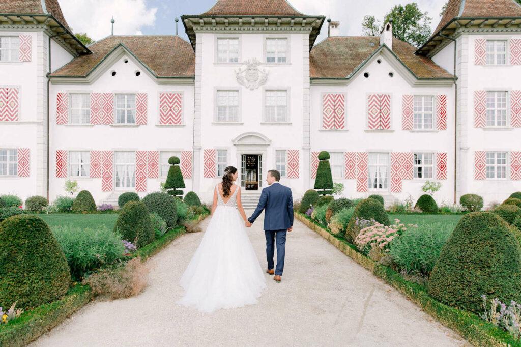 Schloss Waldegg Hochzeit